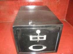 Caja Archivadora Kardex con chapa