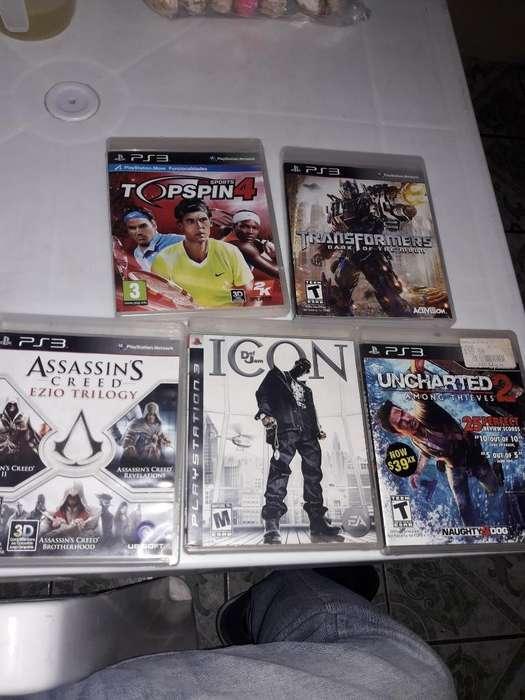 Juegos Play 3 Originales