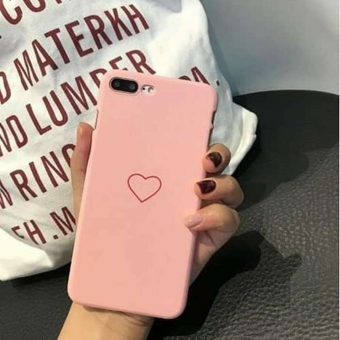 Case Protector iPhone 8 X Xs Heart