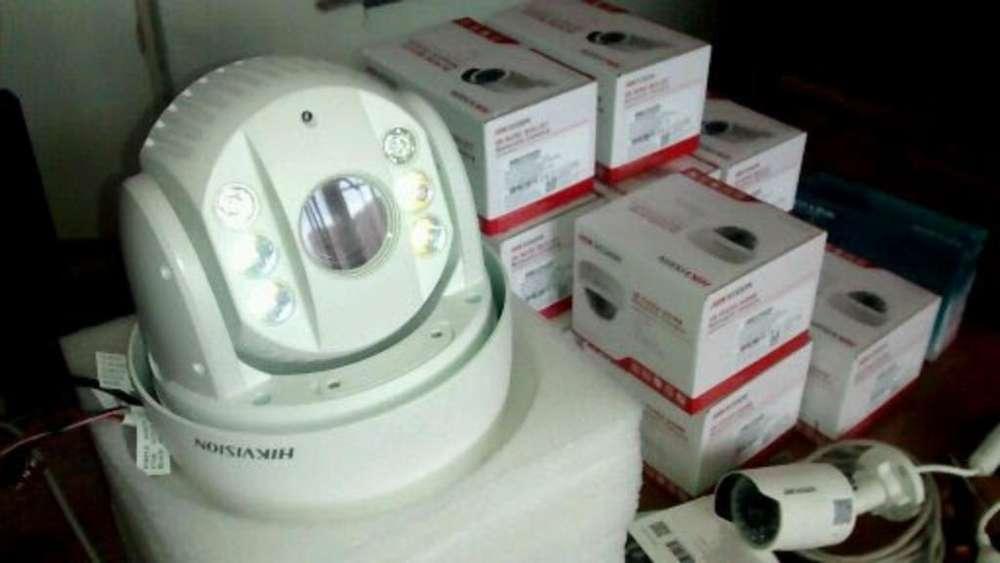 Cámaras Seguridad Cableado Técnicos Red
