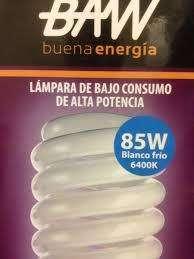 LAMPARA 85 WATTS OFERTA
