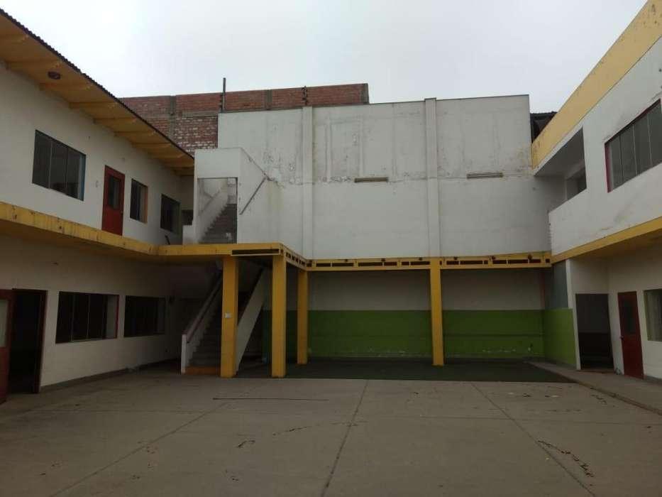 Venta de Local Comercial en Los Olivos 600m2