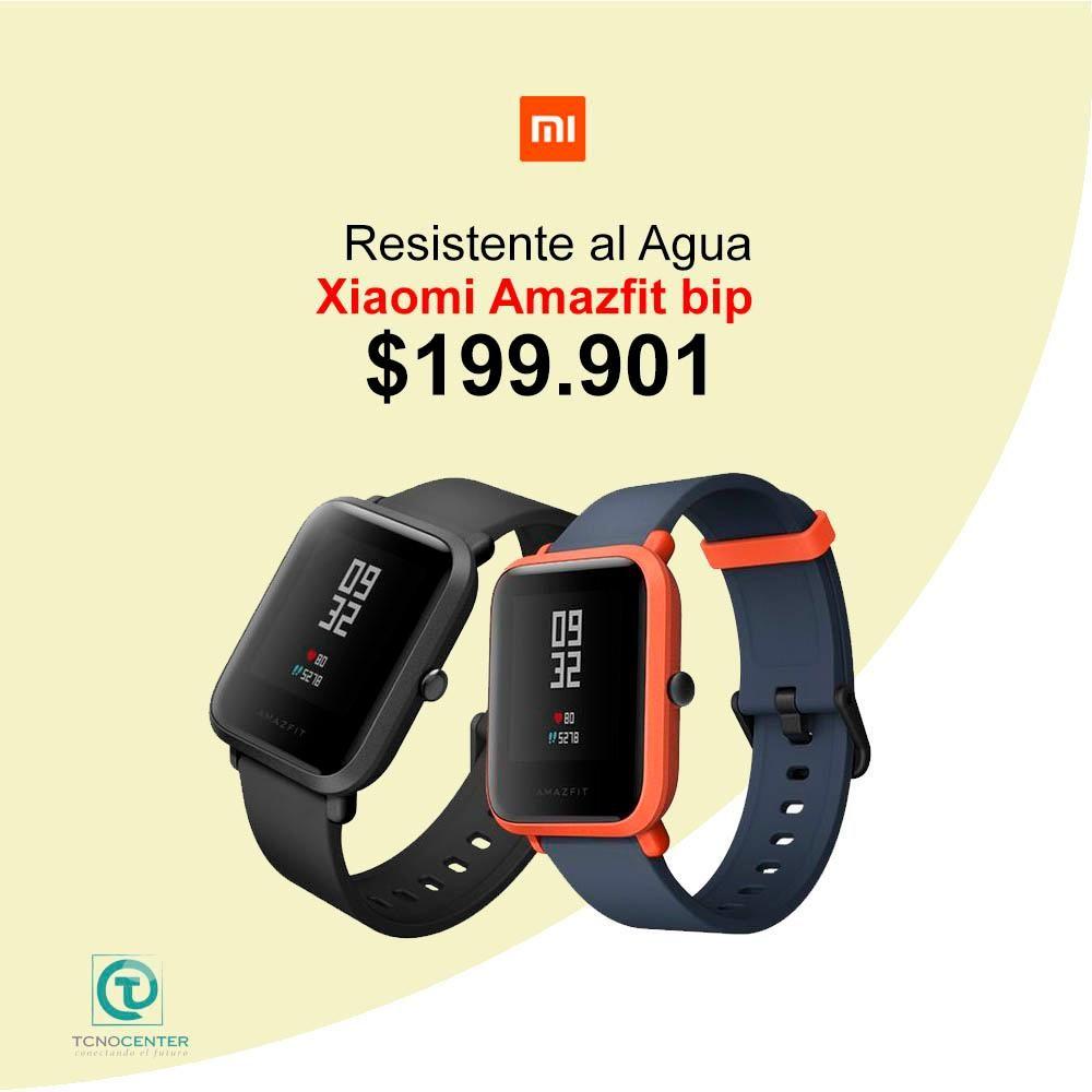 Xiaomi Amazfit Bip, Resistente al agua y polvo, Nuevos, Tienda Física, Contactanos.