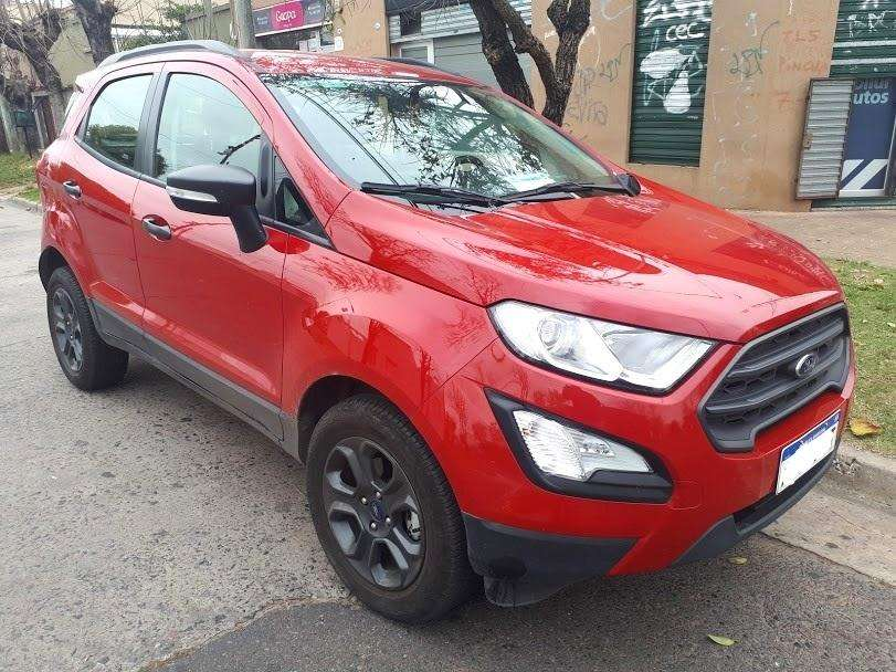 <strong>ford</strong> Ecosport 2018 - 10500 km