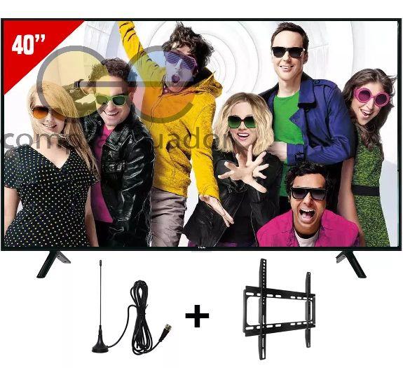 Televisor TCL LED 40 Pulgadas Smart TV FHD Netflix Android