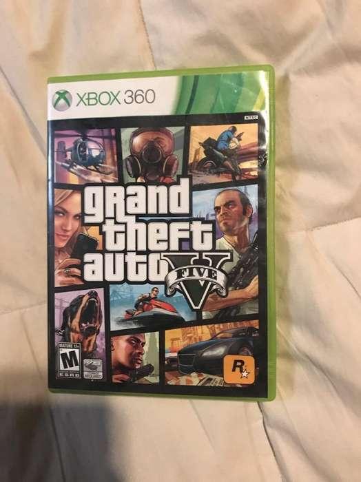 Gta V Xbox 360 Usado Oferton