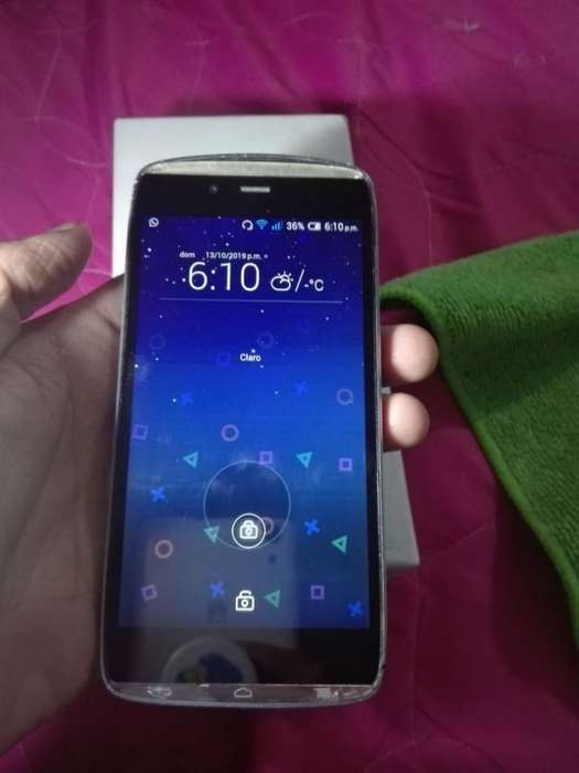 Vendo Alcatel Alpha Urge Vender