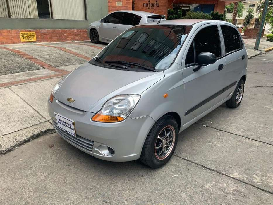 Chevrolet Spark 2012 - 120000 km