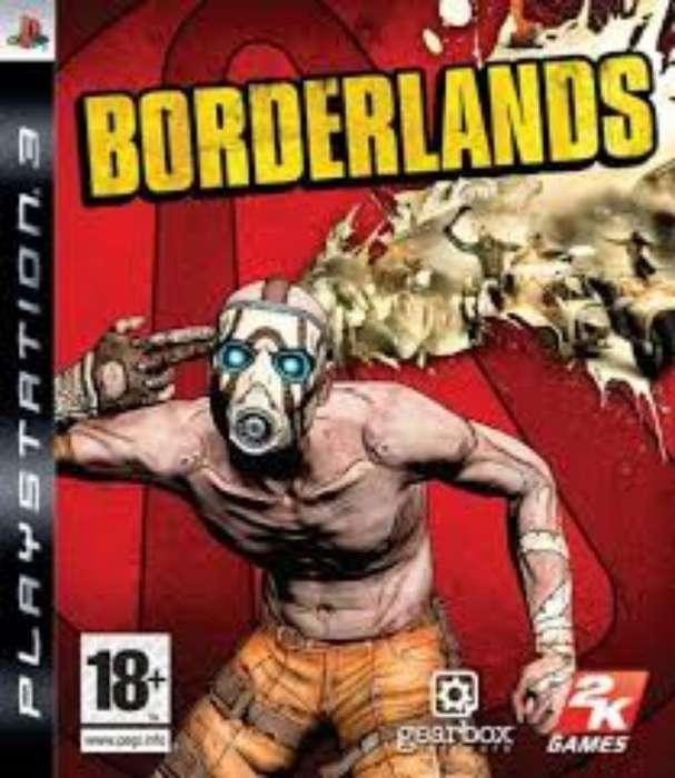 Vendo Borderlands para Ps3
