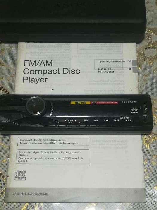 Radio Sony CDXGT45U