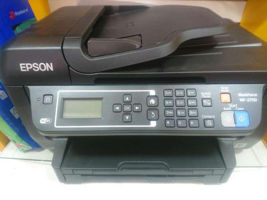 Impresora Epson Wf-2750