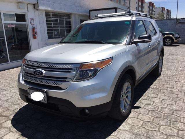 Ford Explorer 2013 - 98000 km