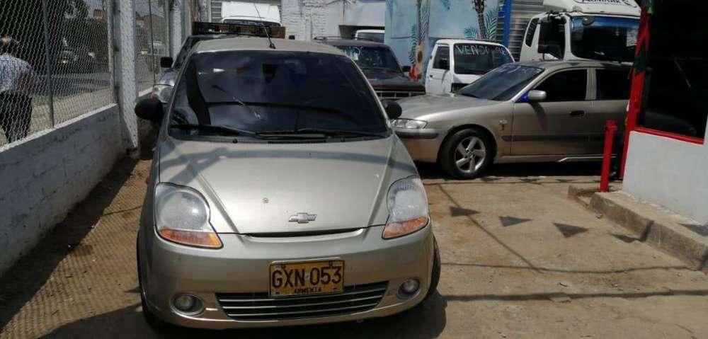 Chevrolet Spark 2007 - 100 km