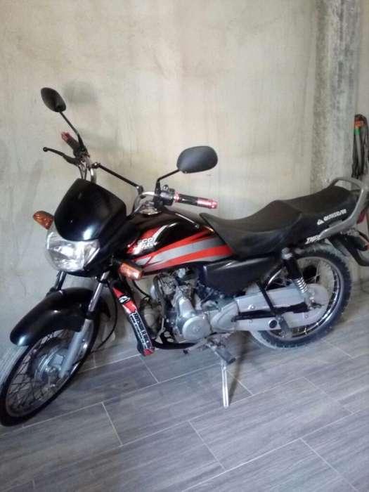 Moto Eco de Luxe Bien Cuidada
