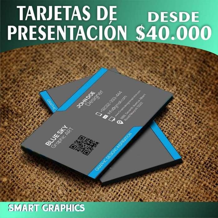 tarjetas de presentacion flyers volantes plegables litografía papelería comercial carta menú publicidad palmira cali