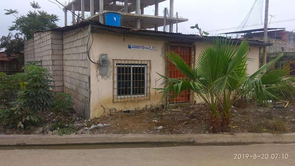 Se Vende Casa en Machala Libre