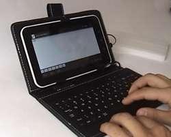 Teclado Funda Tablet 7