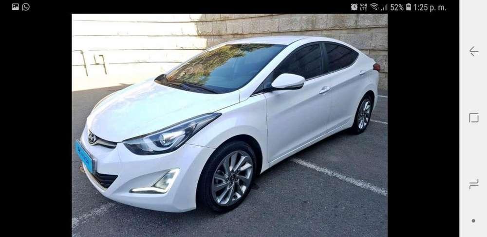 Hyundai Avante 2016 - 45000 km