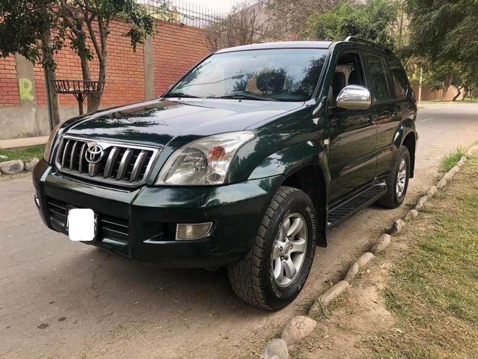 Toyota Land Cruiser Prado 2008 - 141000 km