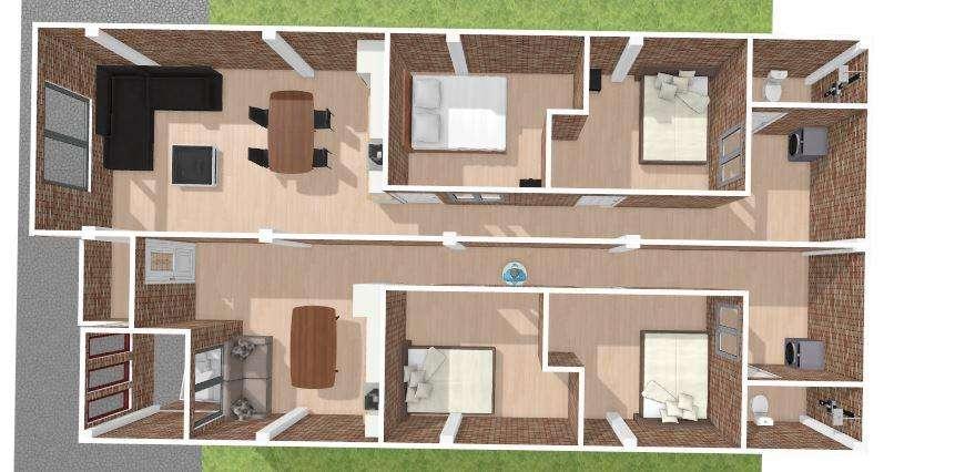 Se vende apartamento 60 mts2 construidos