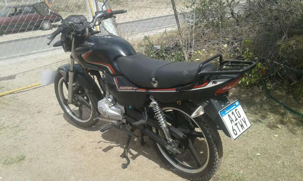 Moto Hunter R2 Full