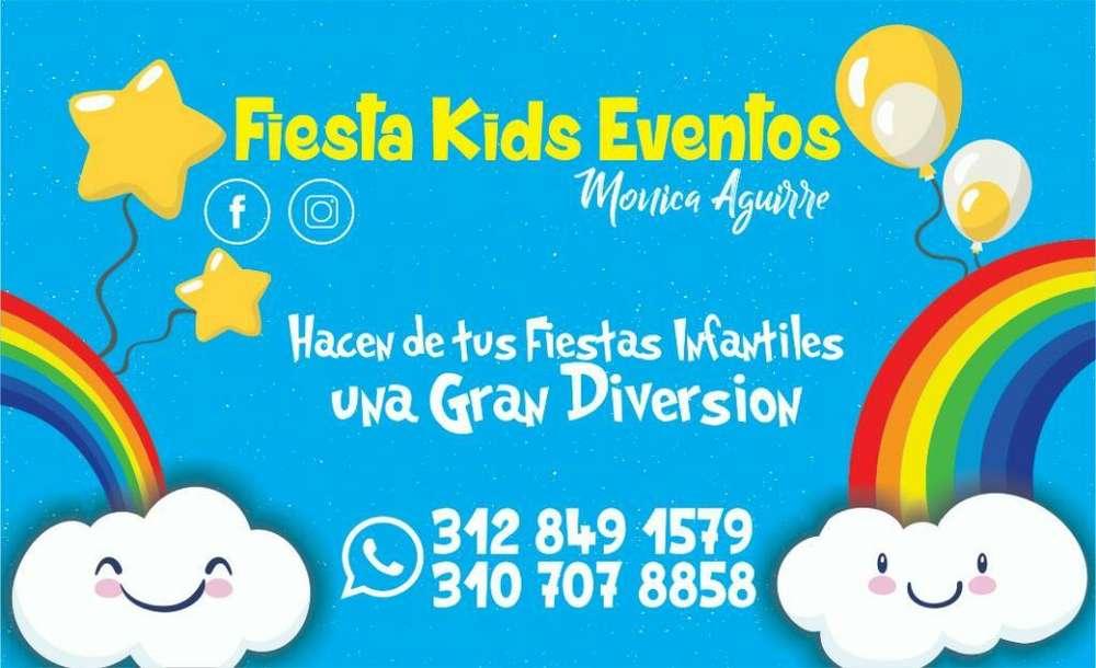 Tu Super Fiesta Celebrala con Nosotros