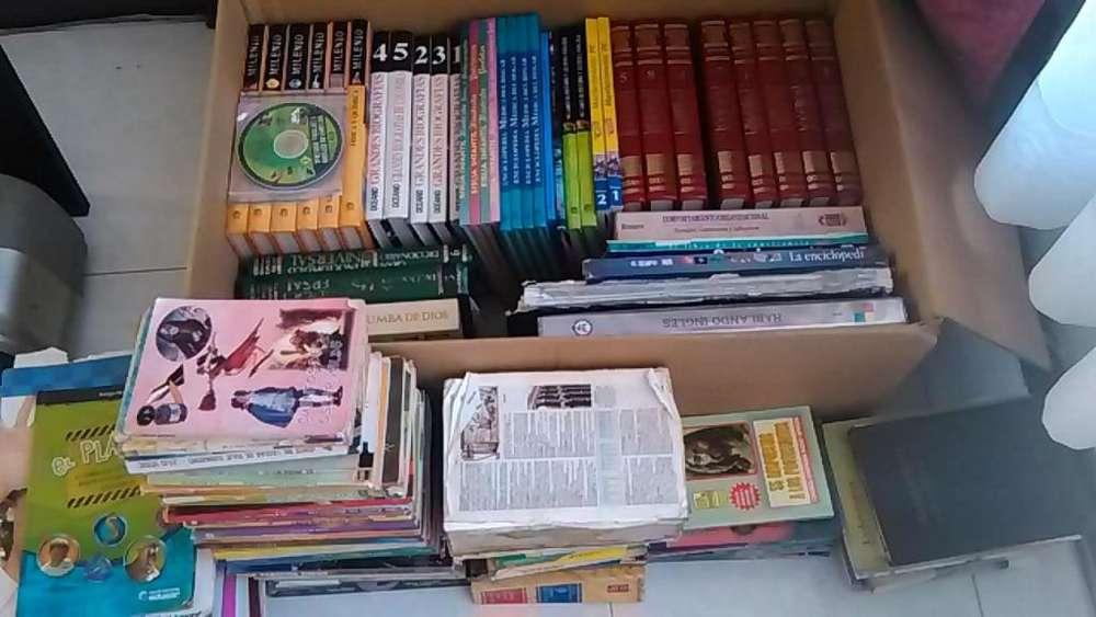Lote de 100 libros
