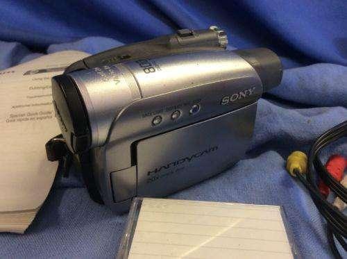 Cámara de Video Sony Dcrhc28