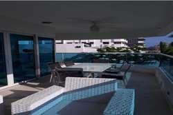 Apartamento En Arriendo En Cartagena Castillogrande Cod: 9654