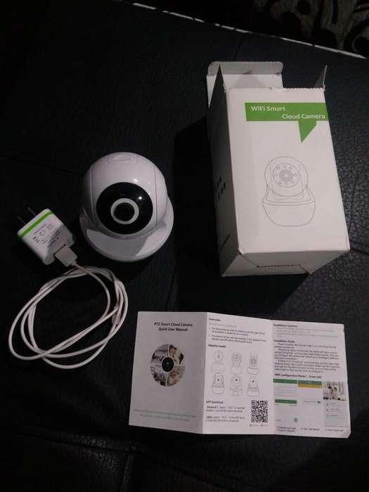 cámara de seguridad WI-FI