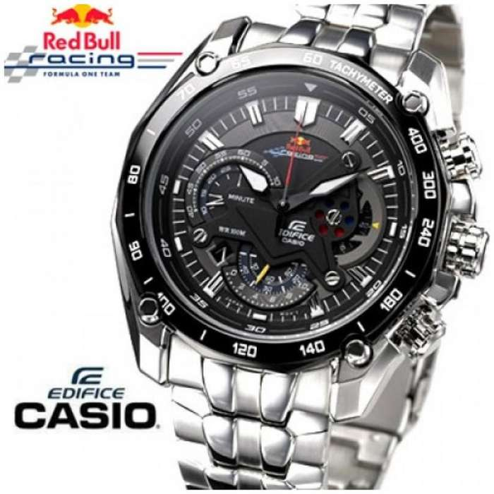 CASIO EDIFICE EF 550 REDBULL EDITION - ORIGINALES