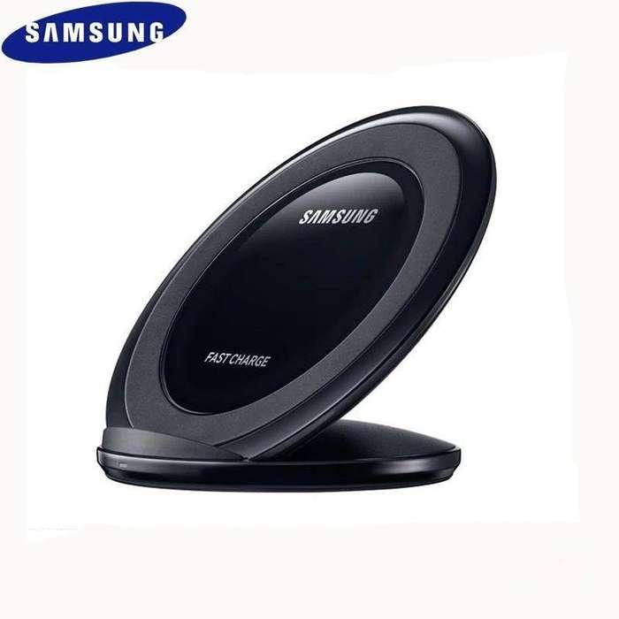 Cargador Samsung Inalambrico Carga Rápida Universal