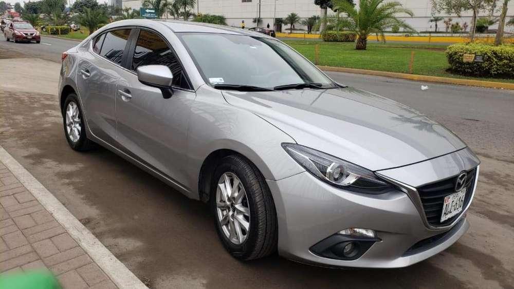 Mazda Mazda 3 2016 - 78000 km