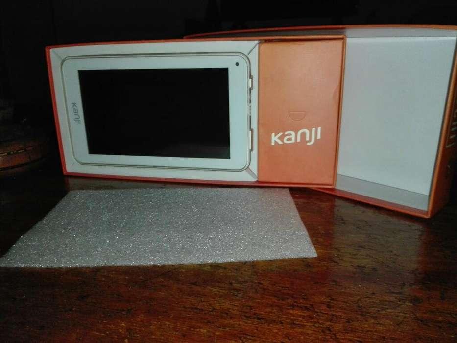 Tablet Kanji Un Solo Uso Igual a Nueva