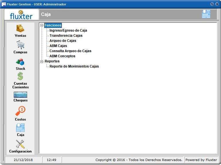 Nuevo 2019 sistema software programa facturacion gestion ventas fluxter sistemas Facturacion Electronica