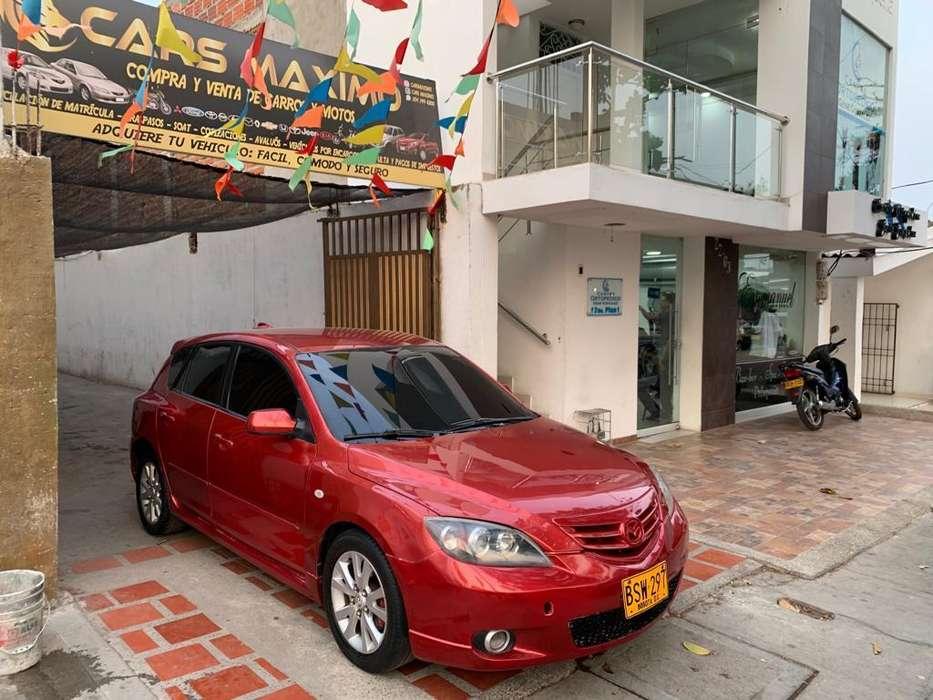 Mazda Mazda 3 2006 - 115433 km