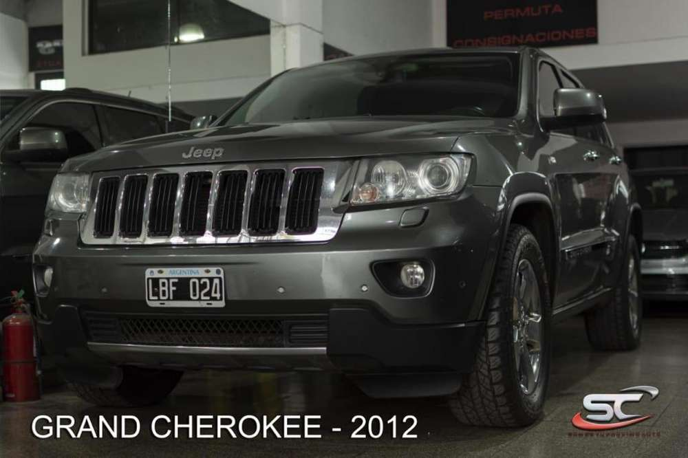 JEEP GRAND CHEROKEE 2012 - 130000 km