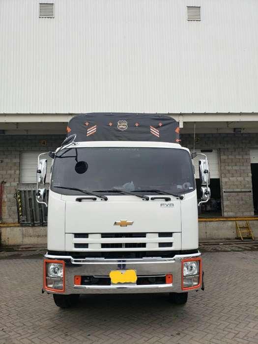 Vendo Camion Fvr