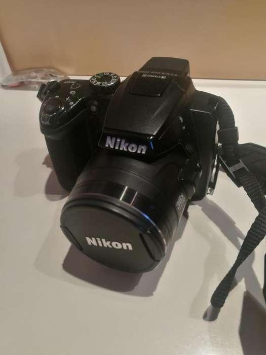 Cámara Nikon P510