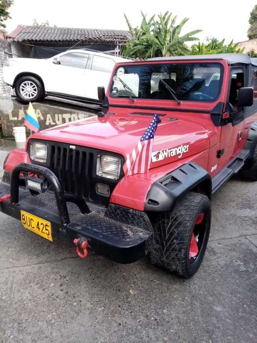 <strong>jeep</strong> Wrangler 1990 - 150000 km