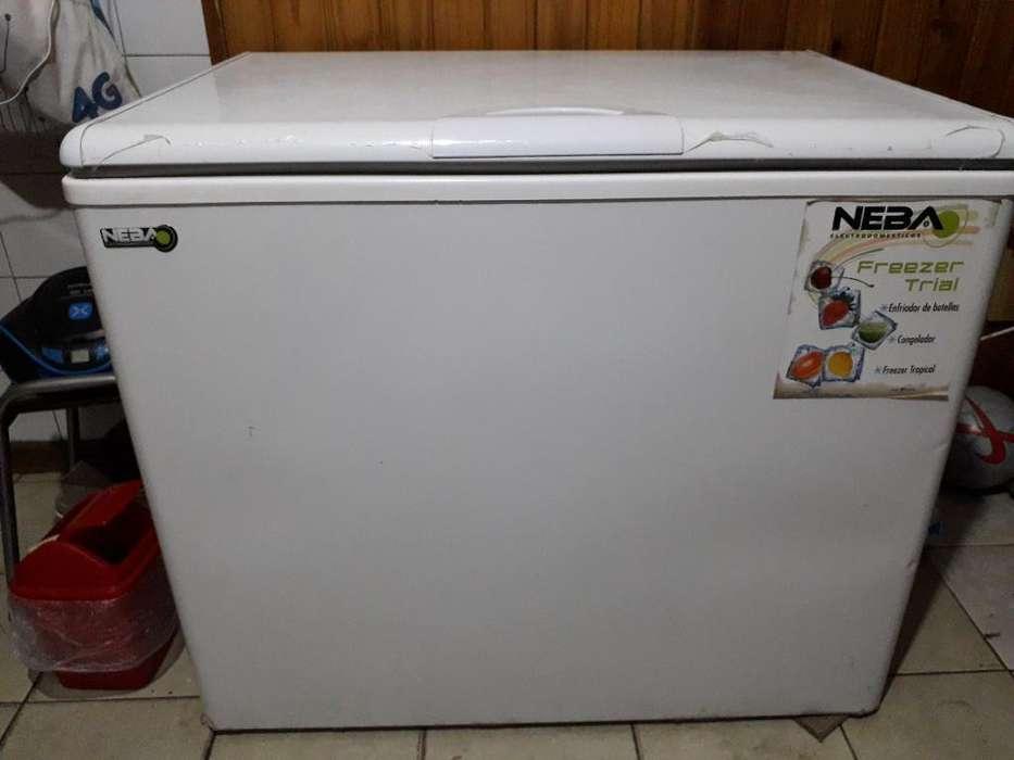 Vendo Freezer O Permuto por Heladera