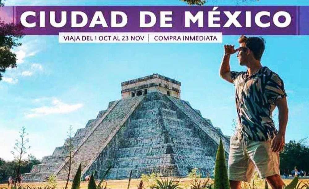 Promoción Tour Mexico