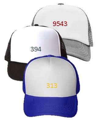 Gorras de malla 3.350 publicidad Política o Comercial