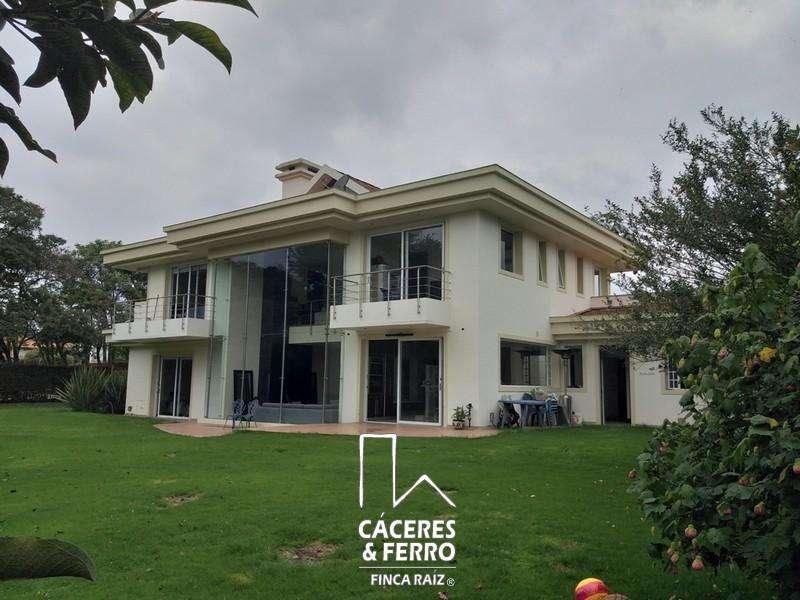 Casa En Venta En Bogota San Simón Cod. VBCYF21458