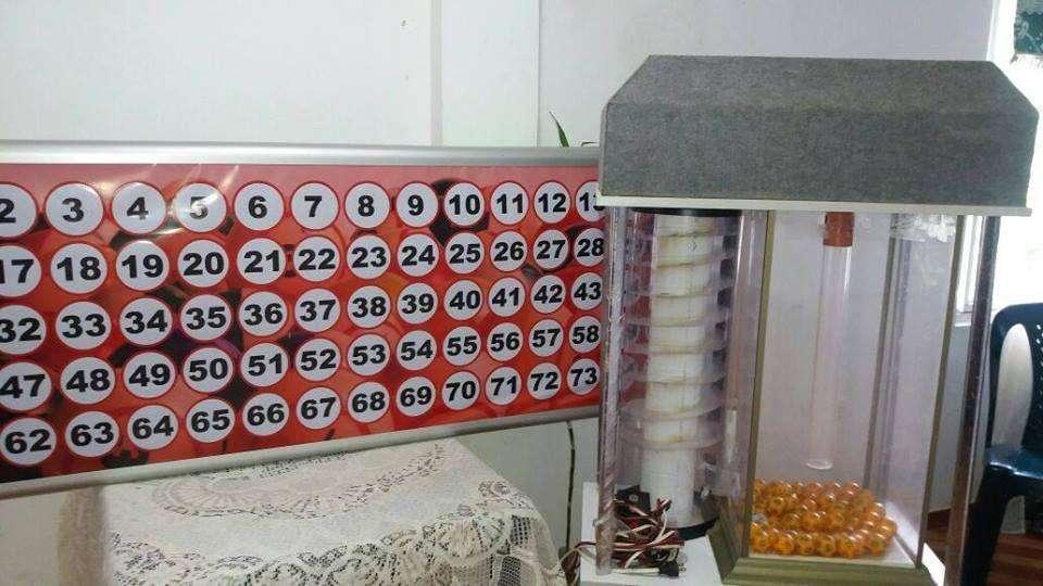 vendo o permuto bingo electrónico instalado