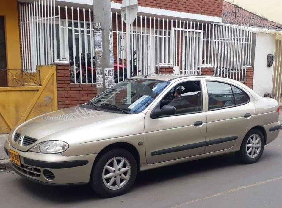 Renault Megane  2004 - 129000 km