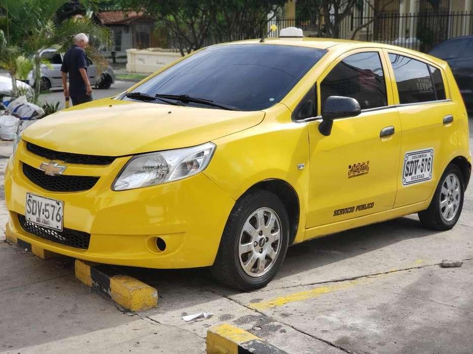 Oportunidad Taxi Chevrolet Sail 2017