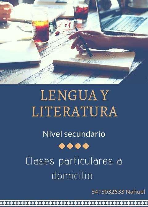 Clases Lengua y Literatura