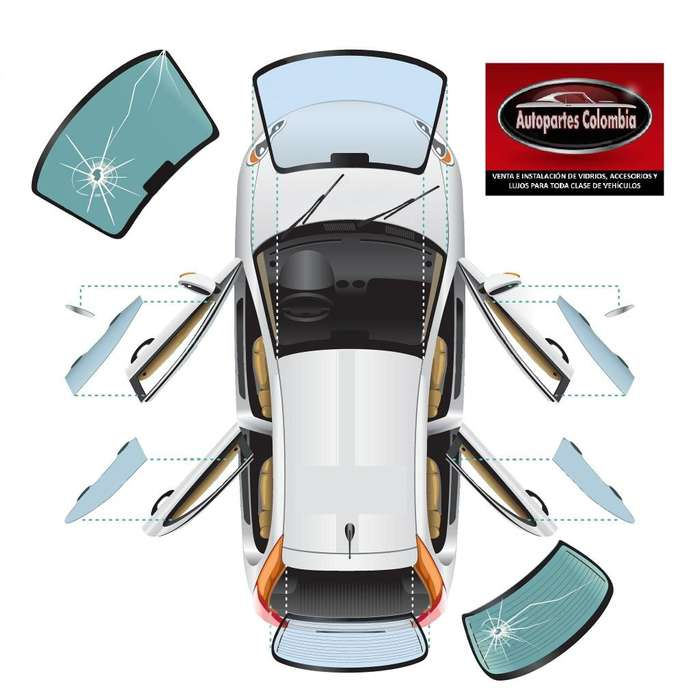 Venta e instalación de parabrisas, plumillas, polarizado, <strong>accesorio</strong>s y lujos para todas las marcas de vehículos!