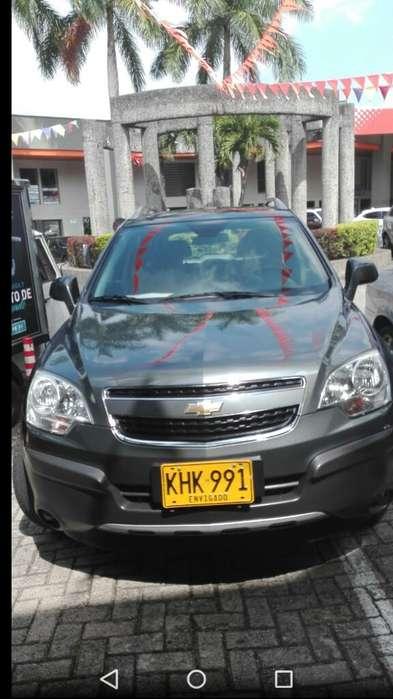 Chevrolet Captiva 2010 - 100 km